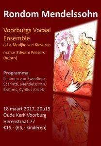 poster VVE-jaarconcert 18 maart 2017 DEF